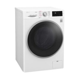 Lg F4J6VY1W – Lavatrice Carica Frontale, 9 kg, 1400 giri, Vapore, Direct drive, A+++-20%
